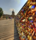Pont des Arts in Paris Image:  Claude Attard Flickr cc