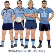Dublin gaa players